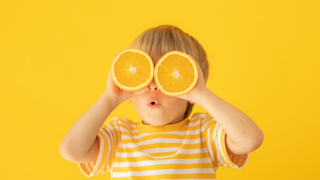 meer fruit kinderen