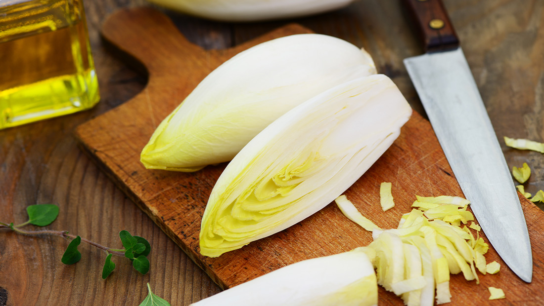 witloofsalade recept